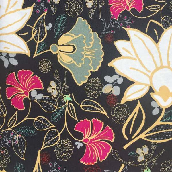 Art Fabrics - Spices Fusion Willow Blooms
