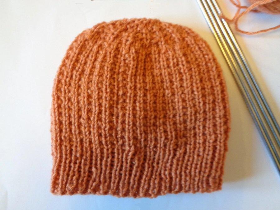 Rice Stitch Beanie Hat & ...