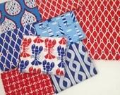Red, White and Blue Nauti...