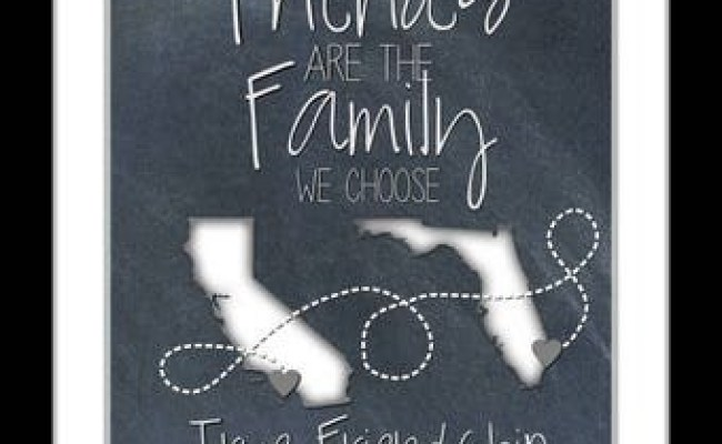Far Away Friendship Etsy