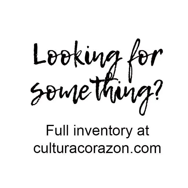 CulturaCorazon by CulturaCorazon on Etsy