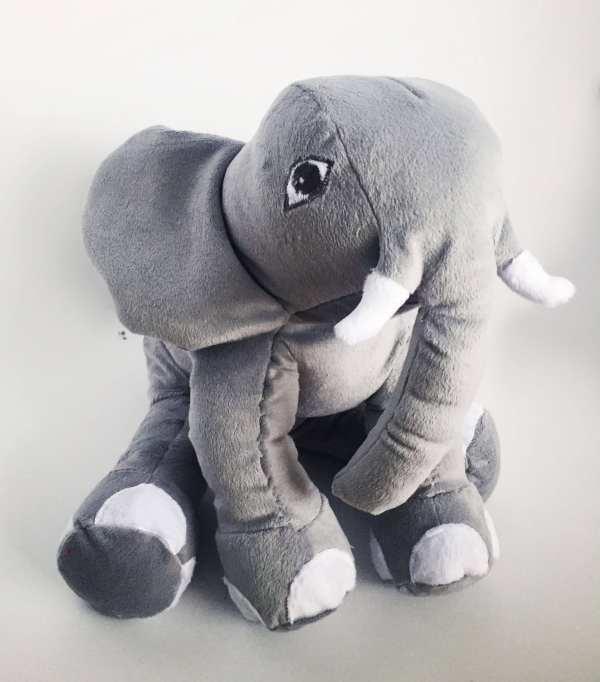 Giant Stuffed Elephant Huge Big