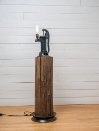Water pump lamp | Etsy