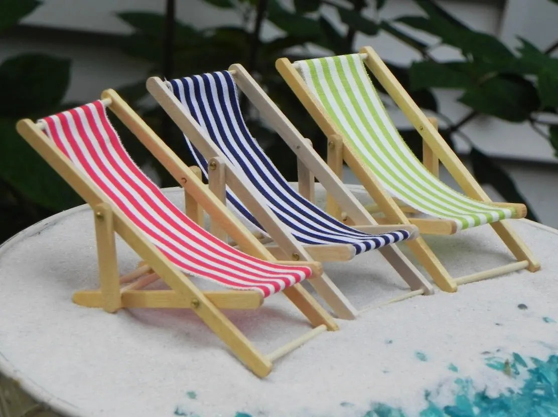 beach chair accessories rv couch and covers one miniature deck garden