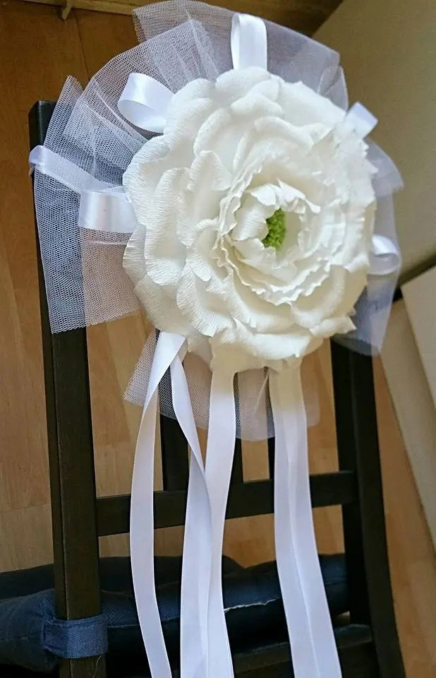 paper chair covers for weddings swing toronto