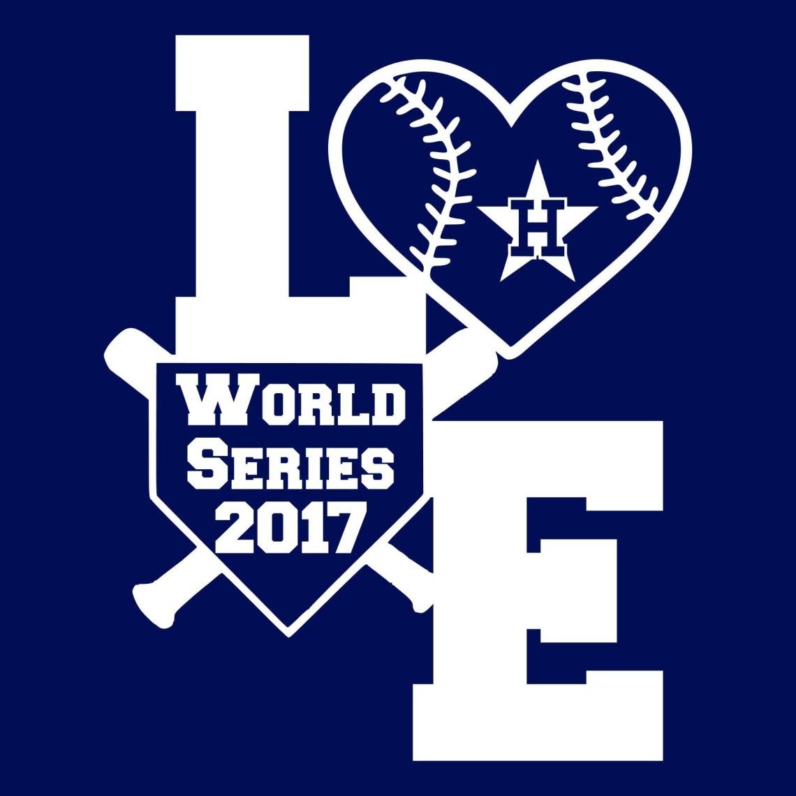 Download Digi-tizers Houston Astros LOVE World Series 2017 SVG Studio