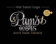 hair salon logo beauty