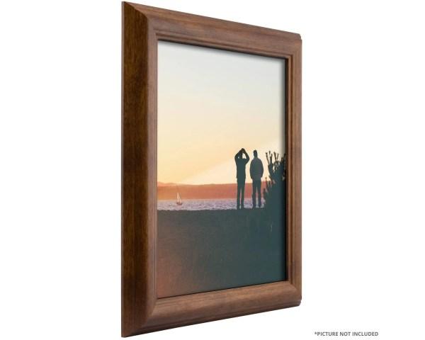 Craig Frames 12x18 Canadian Walnut Cottage Style