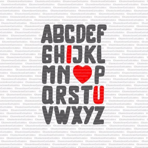 Download abc, I love you, svg, valentines day, valentine, love ...