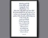 Psalm 100 Bible Verse Chr...
