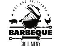 Bbq grill svg | Etsy