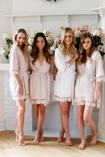 Bridesmaid Bridal Party Robes
