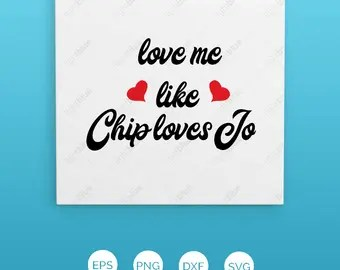 Download Chip and joanna svg   Etsy