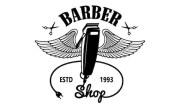 barber logo #5 salon haircut