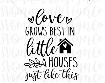 Download Love grows best   Etsy
