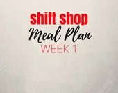 Portion Fix Meal Plan - S...