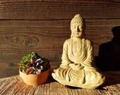 Wooden* Sitting Buddha St...