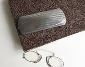Antique eye glasses case,...