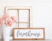 FARMHOUSE Farmhouse Style...