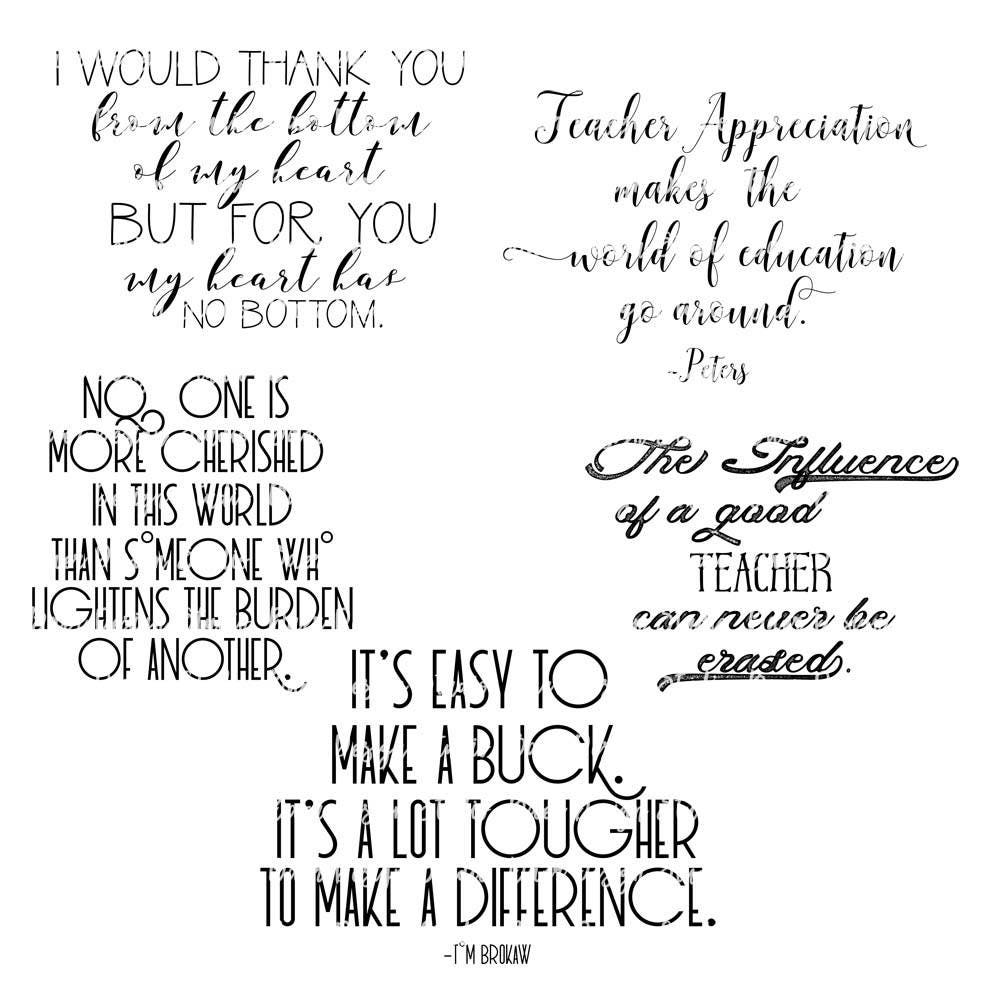 Inspirational Teacher Quotes, Printable Quotes, Teachers