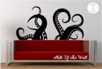 Octopus wall art | Etsy