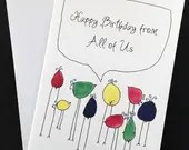 Happy Birthday from group...