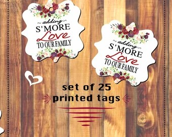 Download Adding S'More Love to our Family 50 SMALL 2 Favor