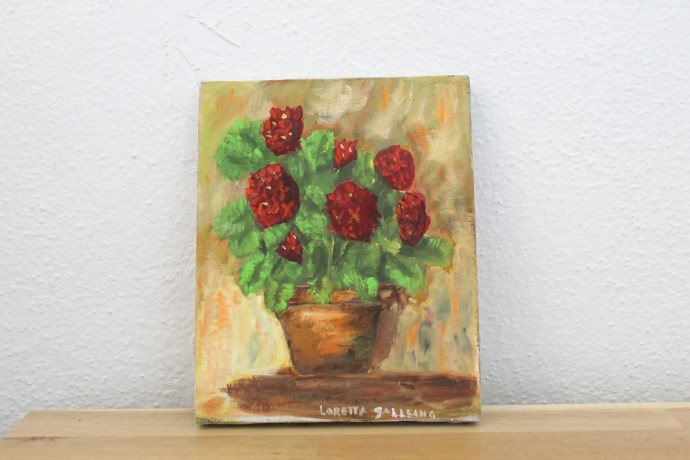 Vintage Painting SIGNED /...