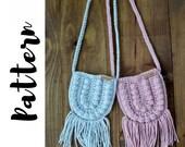 Crochet Bag Pattern, Croc...