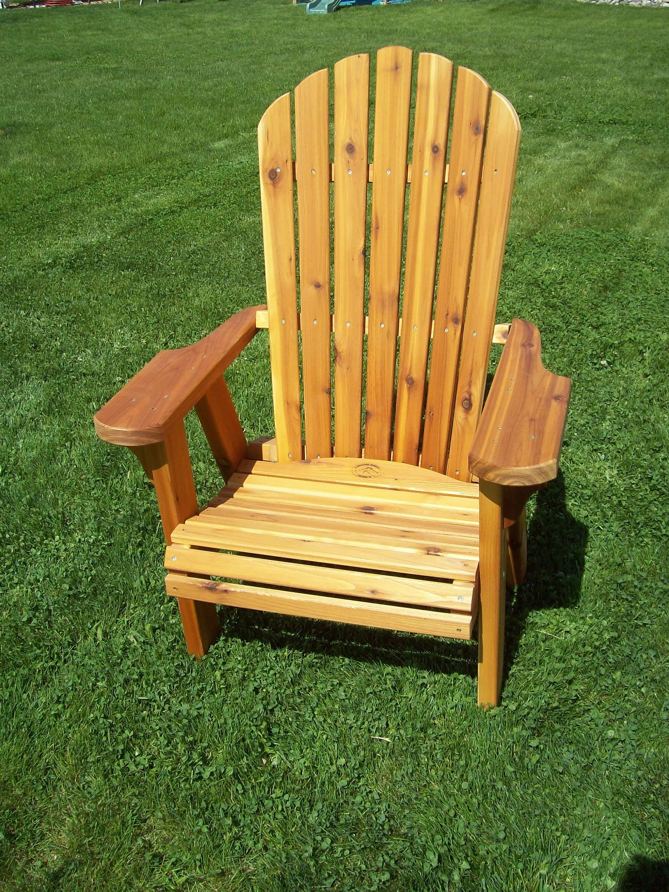 adirondack chairs amish chair leg sleeves crafted deck