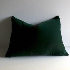 Emerald Green Sofa Covers Seat Reinforcement Velvet Pillow | Etsy