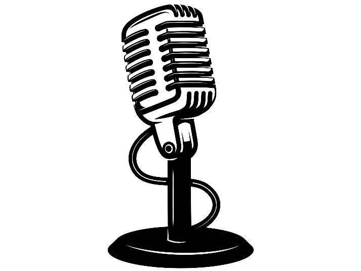Microphone 4 Audio Sound Recording Record Voice Mic Music