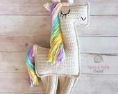 Ragdoll Unicorn Crochet P...