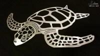 Sea Turtle Metal fish art fish wall art fish mount