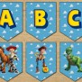 Toy Story Banner Party Banner Toy Story Digital Printable
