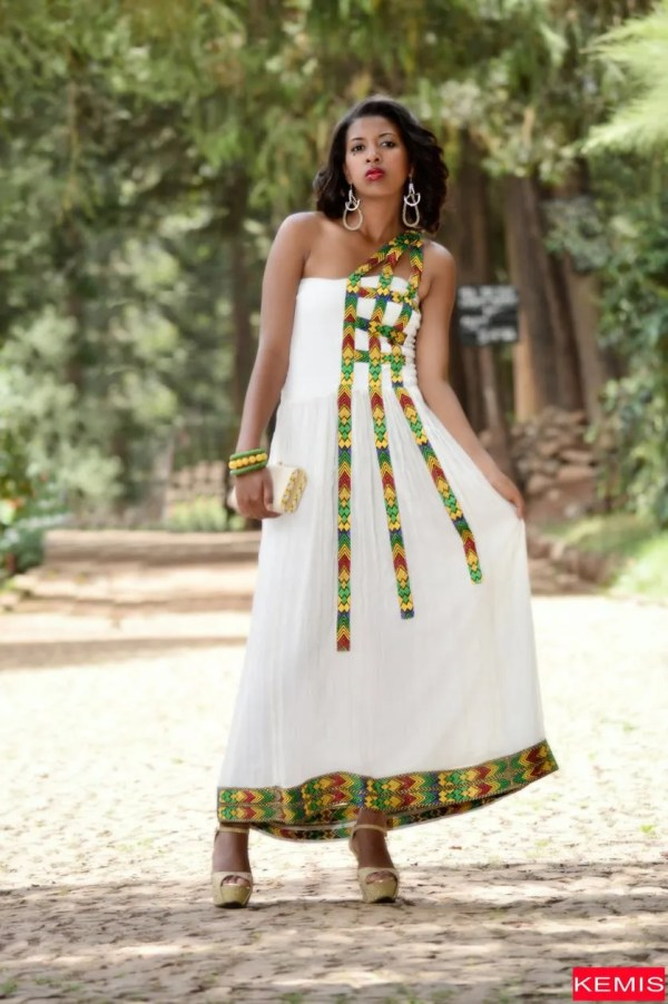 Different Ethiopian Cultural Dress - Year of Clean Water
