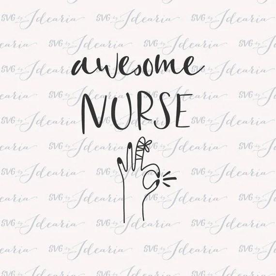 Nurse svg, nurse svg file, nurse svg files, modern svg