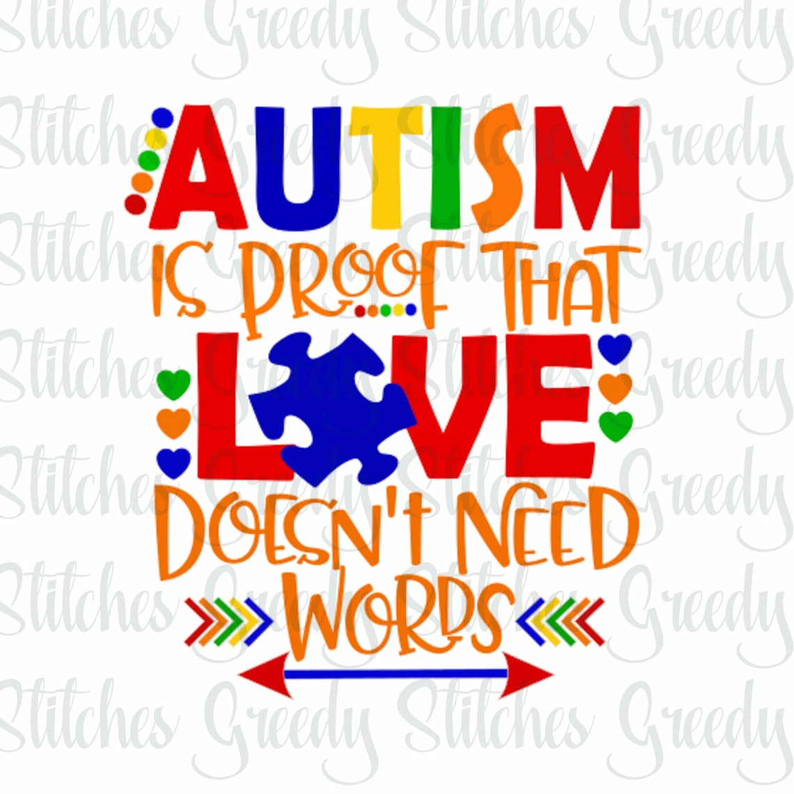 Download Autism Awareness | Autism, Is Proof That Love Doesn't Need ...