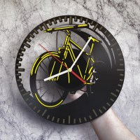 Bicycle clock | Etsy