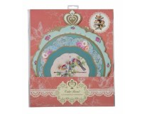 Truly Scrumptious 3 Tier Cake Stand, Tableware, Tea ...