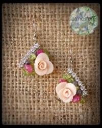 Earlobe earrings | Etsy