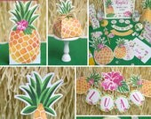 Pineapple Party Decor, Lu...