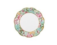 Truly Scrumptious Vintage Floral Paper Plates, Small ...