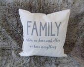 Family Quote Farmhouse Pi...