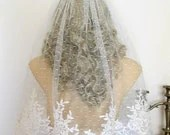 Elbow Length Wedding Veil Bridal Veils Polka Dot