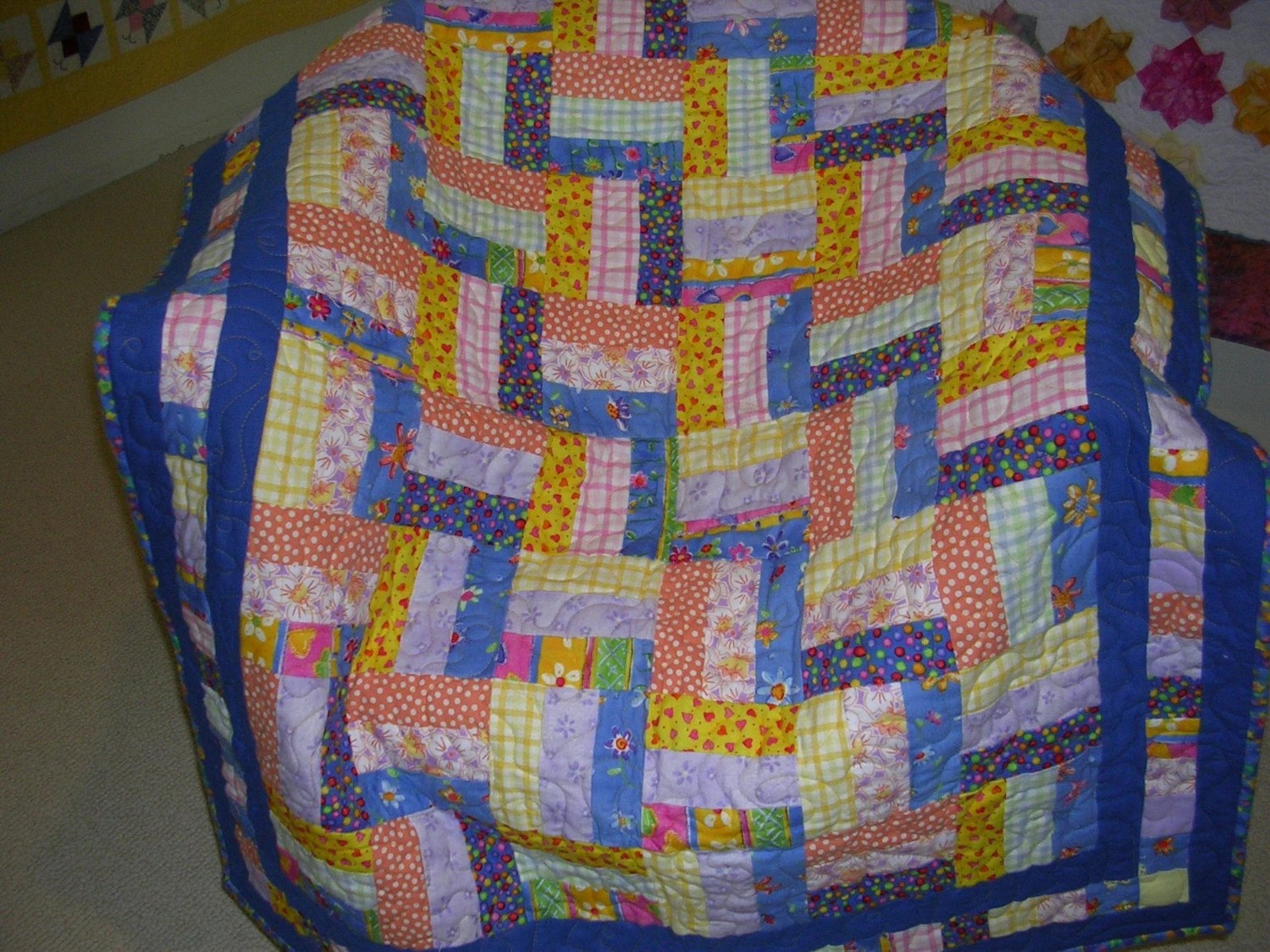 Flannel quilt  Sale