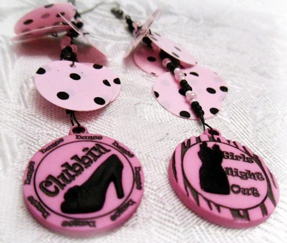 Girl's Night Out Earrings - $4.95