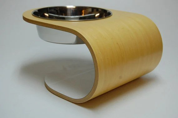 bamboo single feeder