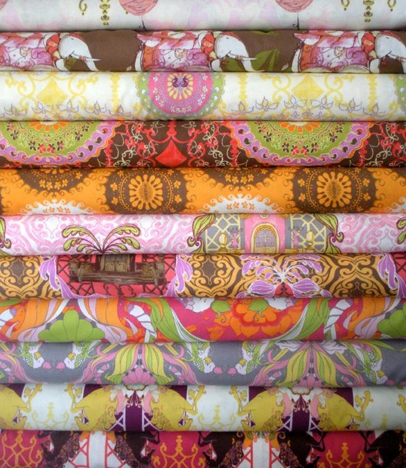 Pernilla's Journey by tina Givens Bundle- Fat Quarters