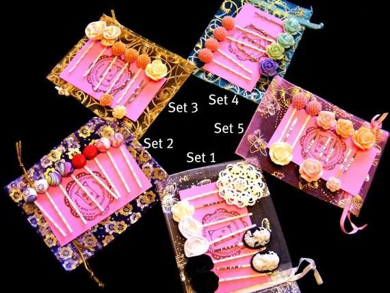 Bobby Pin Sets of 8